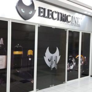 Electric Ink: Mais uma novidade na Galeria Glaser